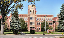 Historic Mishawaka High School
